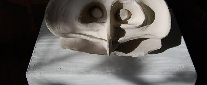 Sculpture 유 Statue